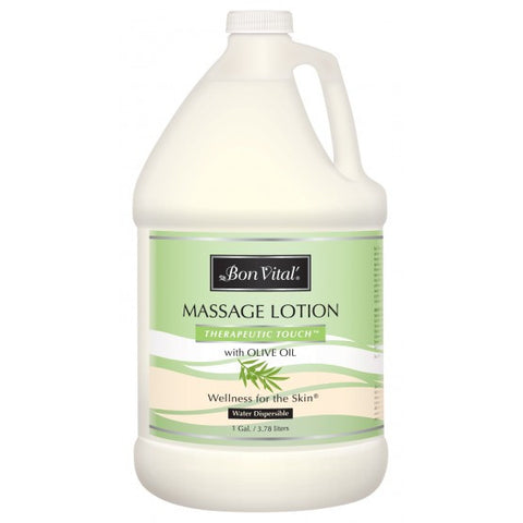 Bon Vital Therapeutic Touch Massage Lotion 1 Gallon