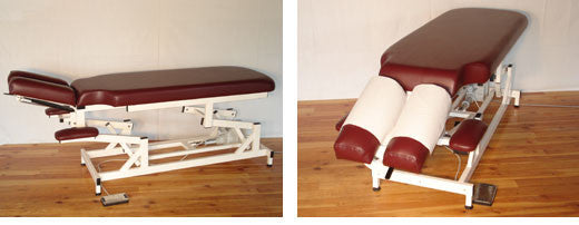 Massage Tables - Electric Chiropractic table