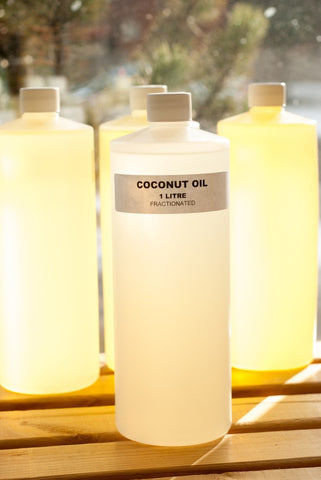 Pure Coconut Oil  Fractionated 1 litre