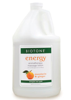 Energy Aromatherapy Lotion 1 Gallon