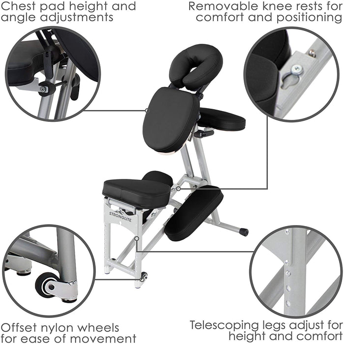 Ergo Pro II Portable Massage Chair