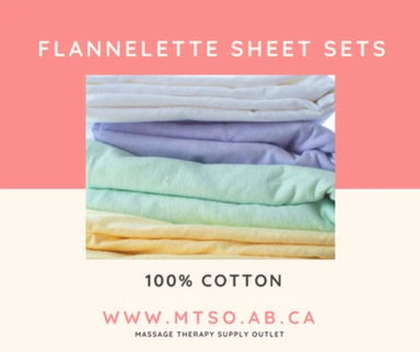Sheet Set - Flannelette