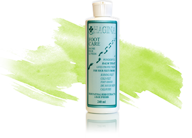 HAGINA FOOT CARE BALM 1000 mls