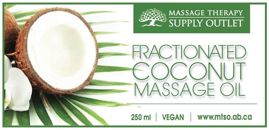 Fractionated Coconut Oil 250 ml