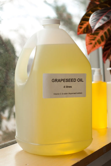 Pure Grapeseed Oil 4 litres