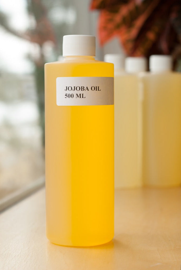Pure Jojoba Oil 500mls