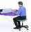 Neck Massage with the Pisces New Wave II Lite Massage Table