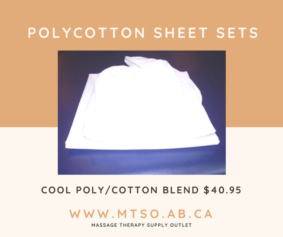 Sheet Set, Poly-Cotton