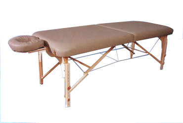 Prairie Deluxe Plus Massage Table Package for deep bodywork