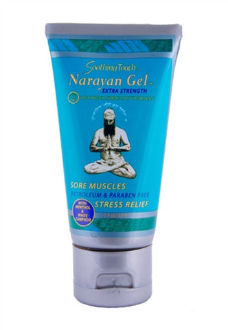Narayan Gel extra strength analgesic 2 oz