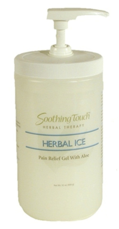 SOOTHING TOUCH Herbal Ice Gel 32 oz