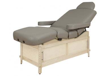 STATIONARY SPA ADJUSTABLE UPLIFT TABLE