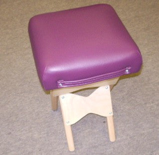 Folding Stool for Reflexology and Craniosacral