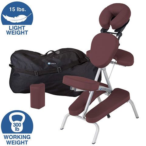 EARTHLITE PORTABLE VORTEX™  MASSAGE CHAIR PACKAGE