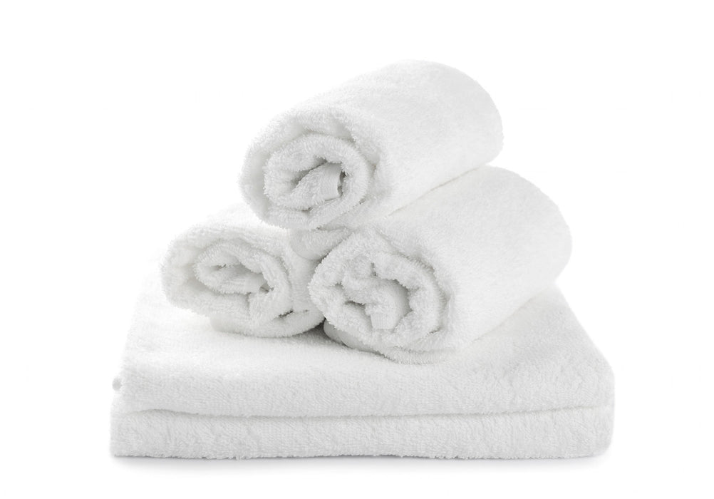 100% cotton towels for massage therapist practice