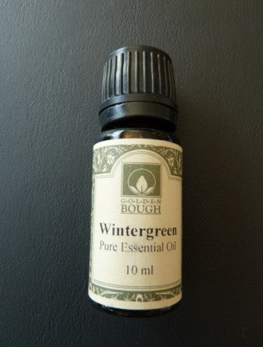 Pure natural essential oil - wintergreen 10 ml