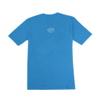 New - T-shirt Basic - Bleu ciel