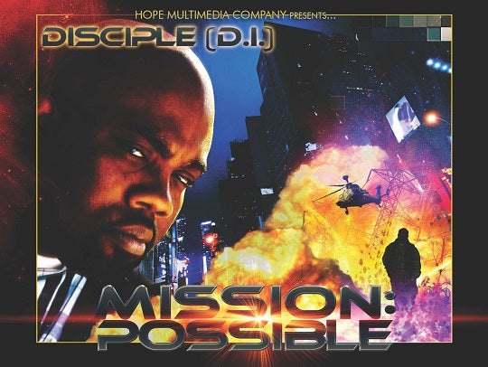 Disciple (D.I.) Mission: Possible CD