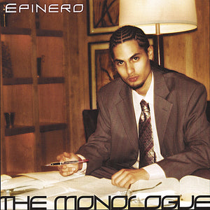 Epinero's The Monologue CD