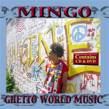 Ghetto World Music CD/DVD & Digital Album