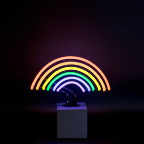 Neon Rainbow Light