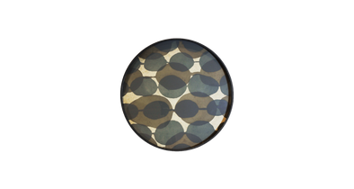 Round Connected Dots Tray