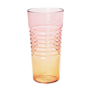 Ombre Drinking Glass