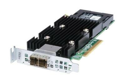 Dell PERC H830 12Gb/s SAS 8-Port External PowerEdge RAID Card.