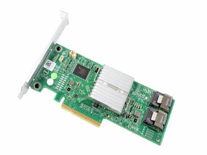 "LSI 9210-8i SAS Card, 600G 10K 2.5"" SAS Drives, & Cable"