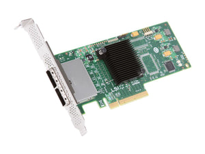 LSI SAS9200-8e PCI-E 8 PORT External 6GB/s SAS/SATA Card