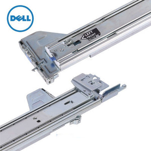Dell R730 R720 R720XD RD520 RD820 2U Sliding Ready Rail Kit H4X6X