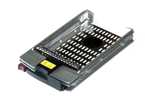 HP 313370-006 3.5-inch Universal SCSI Hard Drive Tray / Caddy.