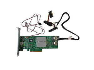 Dell PERC H310 Adapter PowerEdge 8-Port 6Gb/s SAS RAID Card with 2-Drive Cable