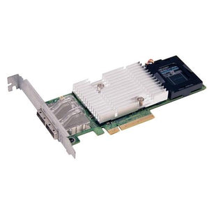 Dell PERC H810 Adapter 6Gb/s SAS RAID Controller Card w/memory and battery