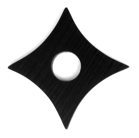 Ninja Naginata Tsuba V2. Perfect for Ninjutsu, Budo Taijutsu and Ninpo!