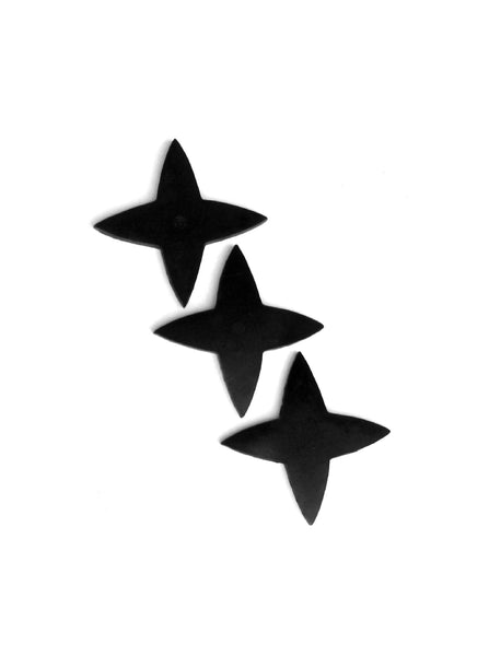 Ninja Iga Rubber Shuriken. Great for Ninjutsu Training! Bujinkan,Budo Taijutsu,Genbukan,Jinenkan,To-Shindo,Ninpo