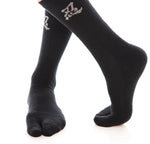 NIN Kanji Athletic Ninja Tabi Socks. Perfect for Ninjutsu, Budo Taijutsu and Ninpo!