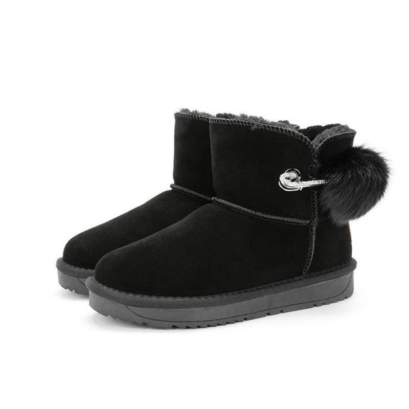 Winter new women's boots