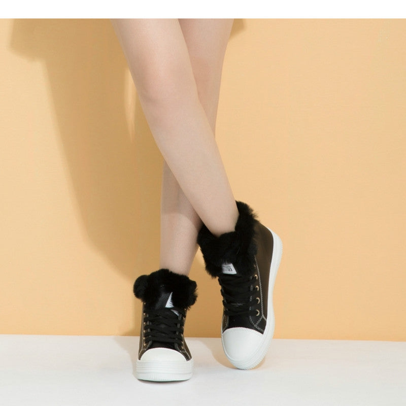 Winter new women's boots SH92W7402