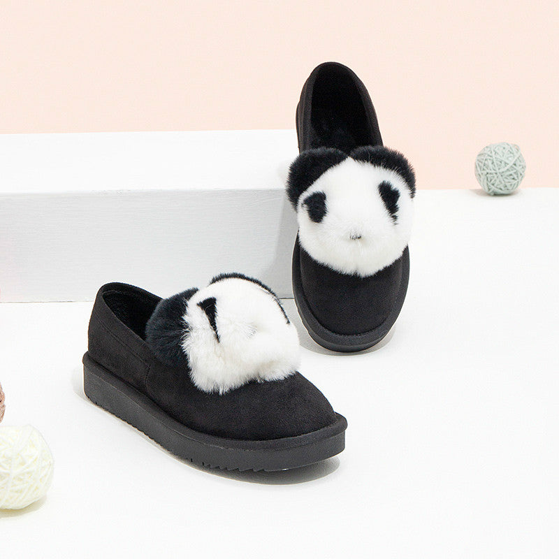 New women's Panda Slipper SH89W8706