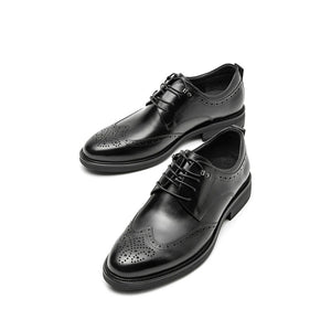 New men's leather shoes SH43M8315