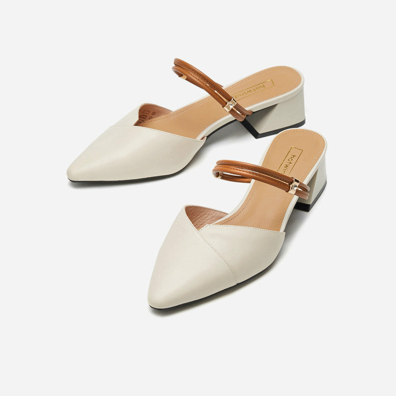 Spring 2019 Women's heels shoes SH34W9103
