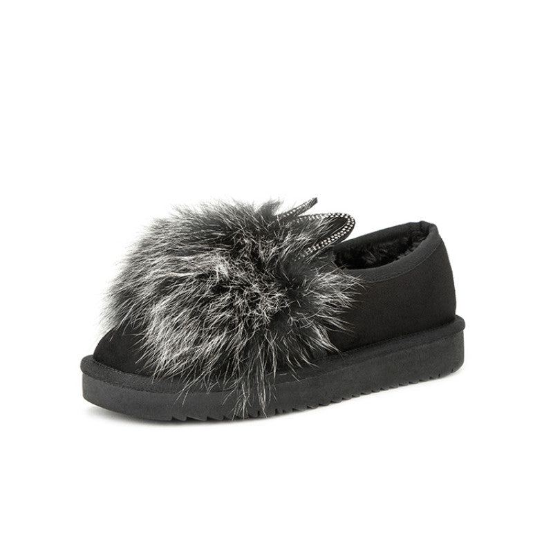 Winter women's slipper SH89W8702
