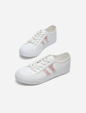 2019 Spring women's sneaker low-tops Round toe SH14W9530