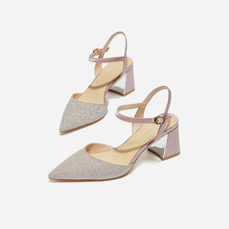 Spring 2019 Women's heels shoes SH34w9508