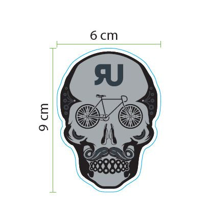 STICKER CALAVERA SMALL