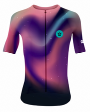 CAMISETA CICLISMO KM200 SPACE