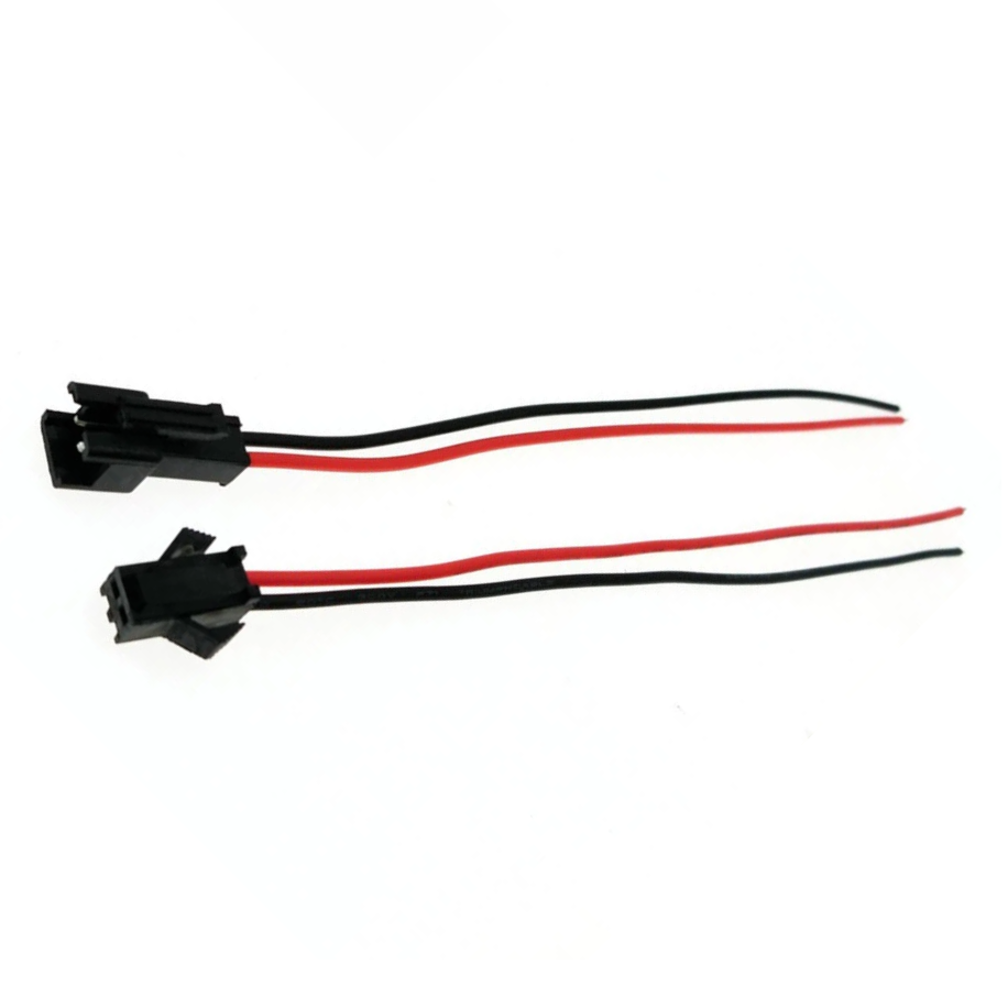 Conector JST SMP de 2 pines con cable