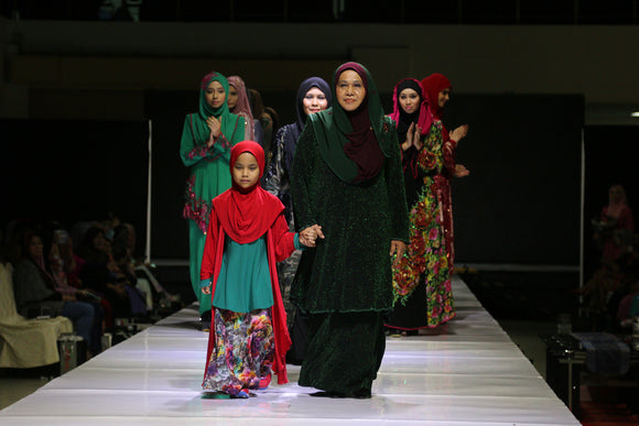 MISIFF 2015 UNITES MUSLIMAH FASHION LABELS FROM MALAYSIA, INDONESIA AND SINGAPORE