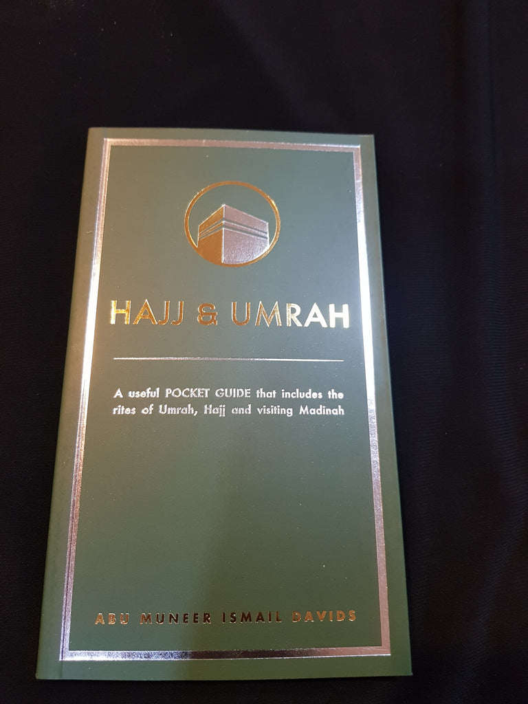 Hajj & Umrah - pocket guide (eng)